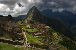Machu Picchu and The Amazon Peru