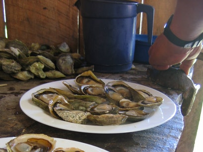 Foods of the Chiloé Archipelago Chonchi  Chile