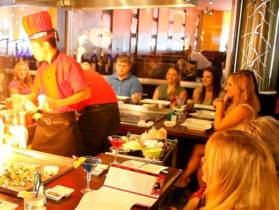 Teppan Happy Hour Sanford Florida United States