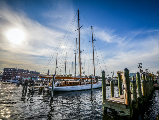 Seaside Pleasures in Annapolis