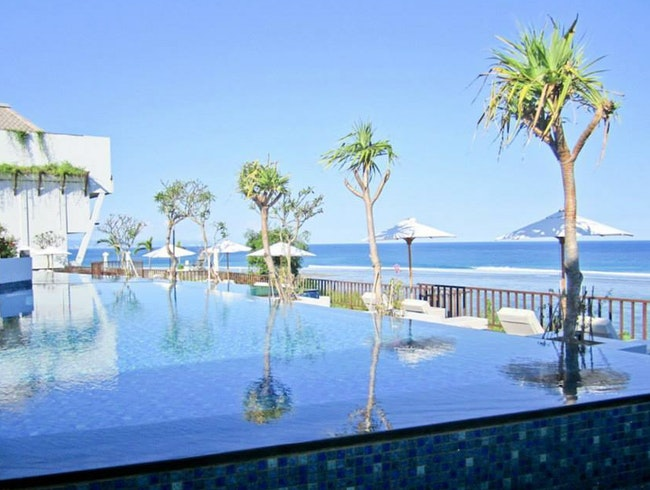 Cliffside Romance at Samabe Bali Suites and Villas