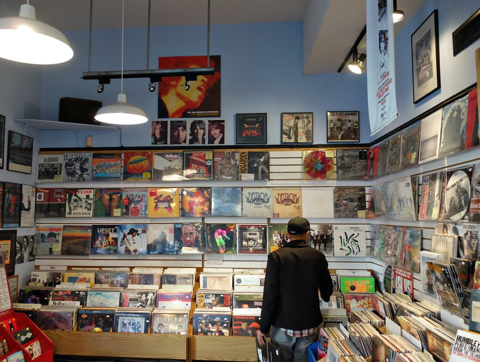 A haven for music lovers