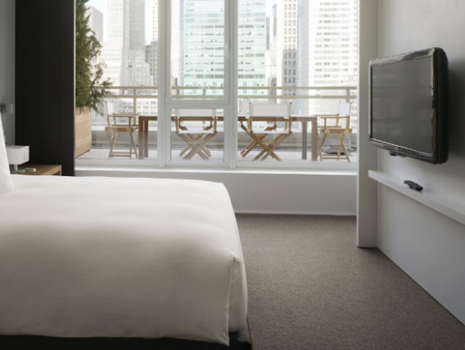 Andaz 5th Avenue: Are They Mindreaders? New York New York United States