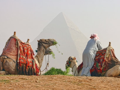 Great Pyramid of Giza   Egypt