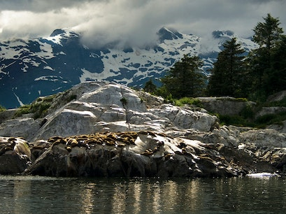 Marble Islands Gustavus Alaska United States