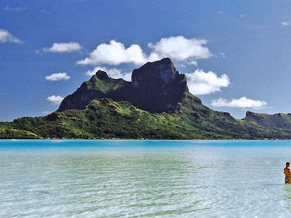 Bora Bora, Society Islands   French Polynesia