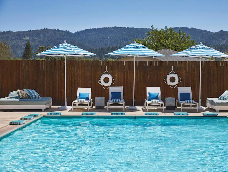 Calistoga Motor Lodge and Spa Calistoga California United States
