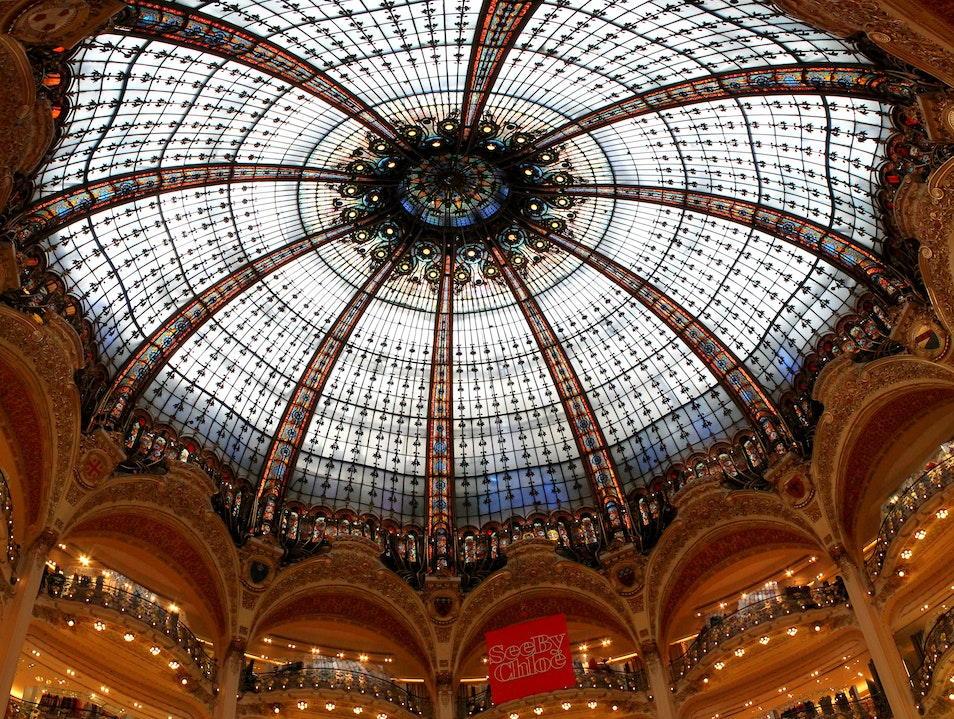 When In Paris, Remember To Look Up