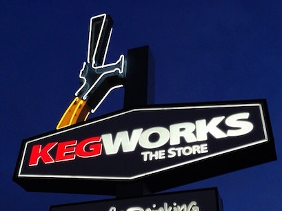 The KegWorks Retail Store Buffalo New York United States