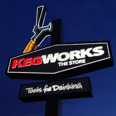 The KegWorks Retail Store