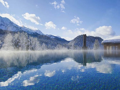 Schloss Elmau Luxury Spa Retreat & Cultural Hideaway Krün  Germany