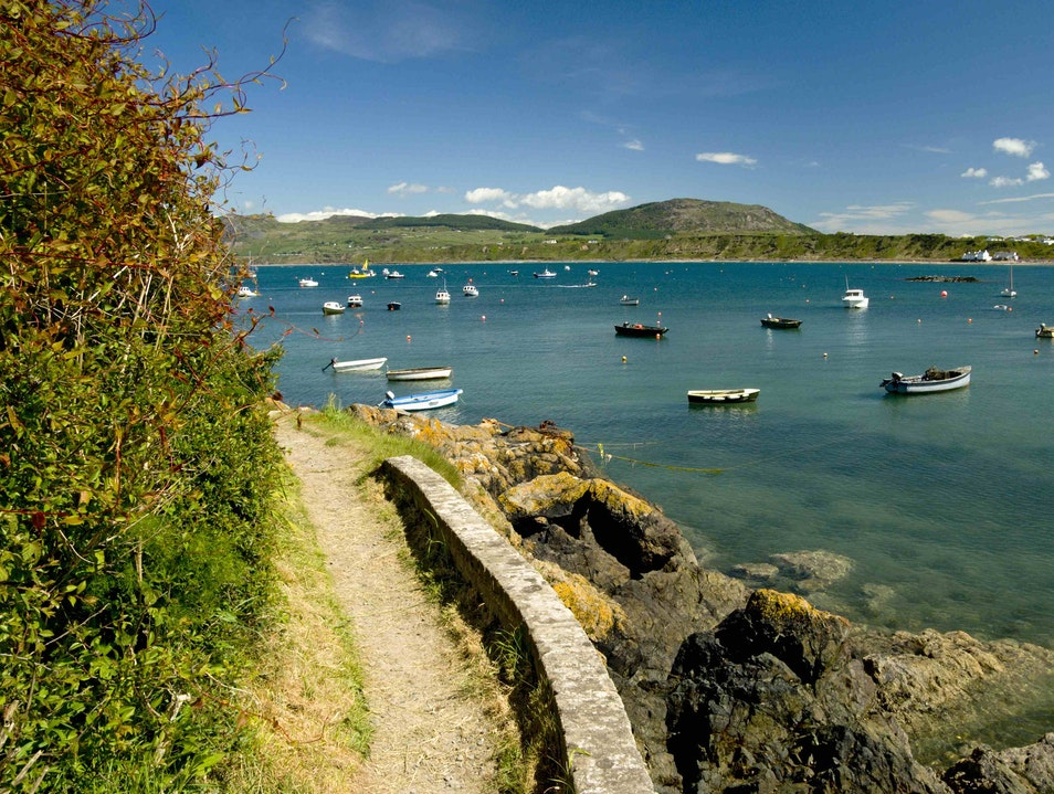 Welsh Coastal Wilds  Aberdaron  United Kingdom