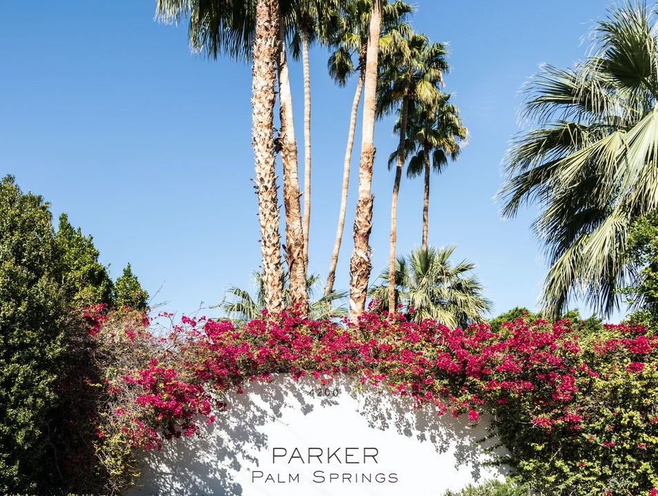 Parker Palm Springs Palm Springs California United States