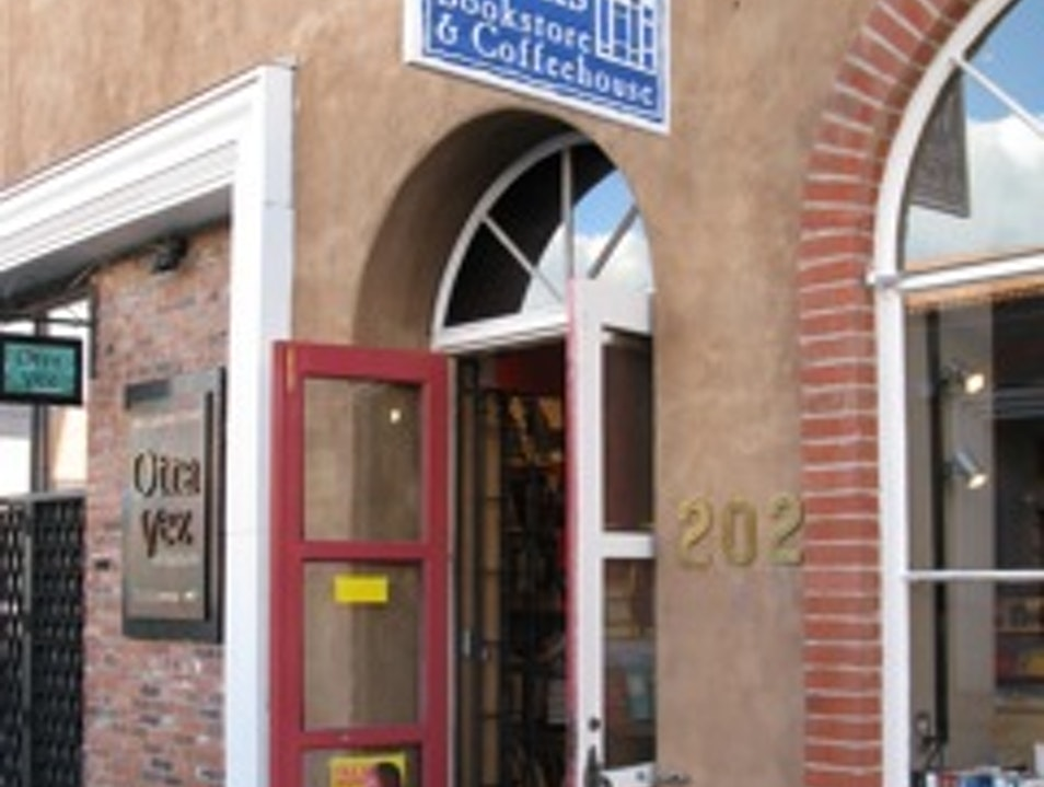 Independent, Locally-Owned Bookstore Santa Fe New Mexico United States