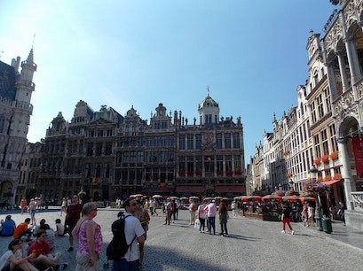 Grand-Place Brussels  Belgium