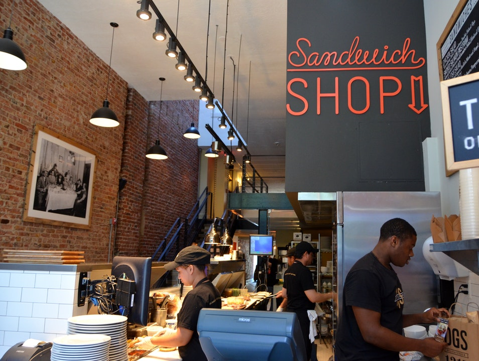 Best Delicatessen in DC Washington, D.C. District of Columbia United States