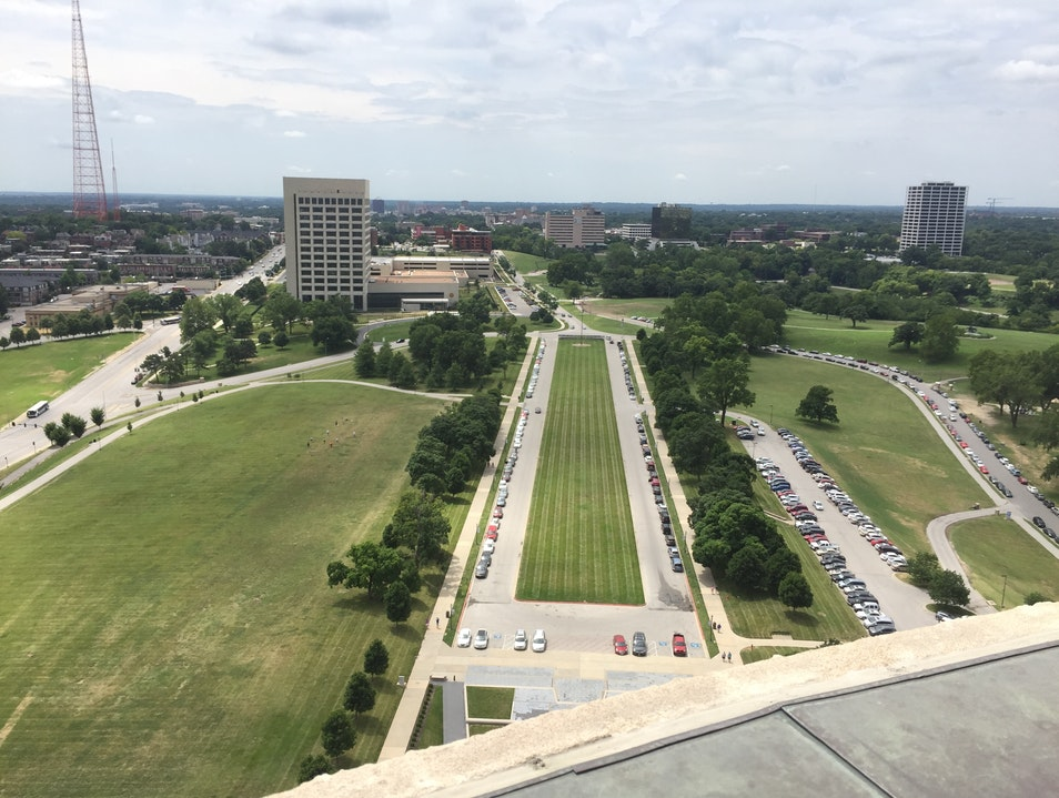 View from Tower Kansas City Missouri United States