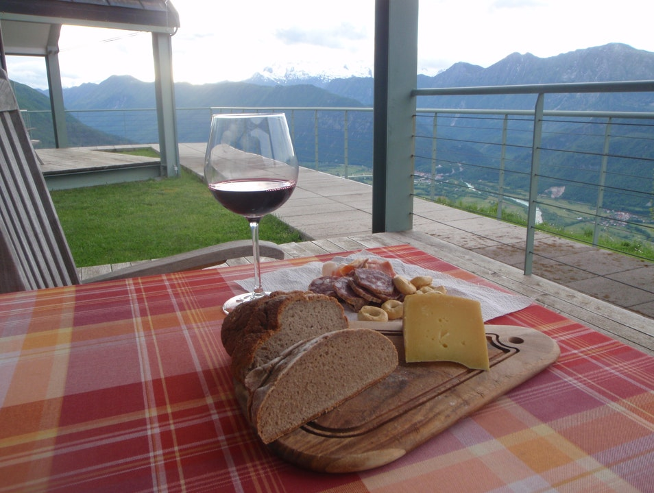 Amazing views and incredible amenities in Slovenia