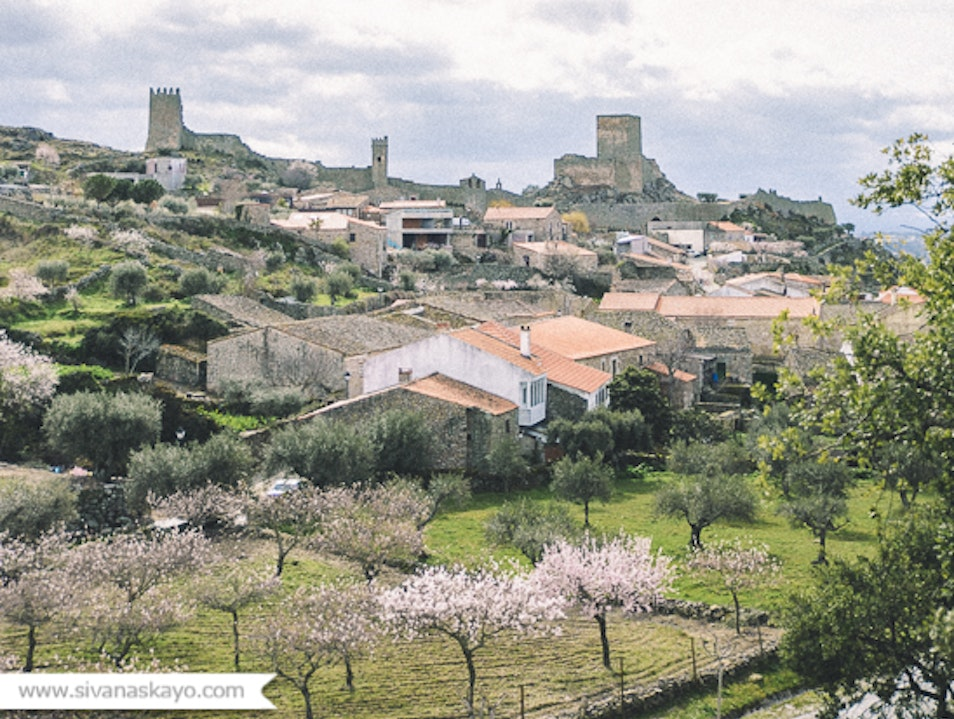 The Historical Village of Marialva