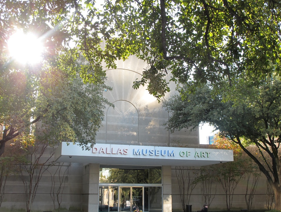 Art in Texas? Dallas Texas United States