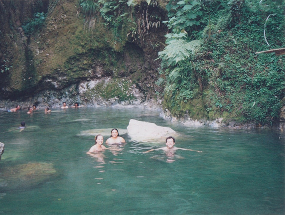 Escape the City on a Hot Springs Bus Tour Guatemala City  Guatemala