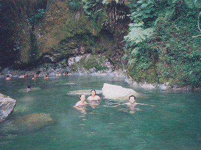 Thermal Hot Springs Guatemala City  Guatemala
