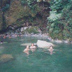 Thermal Hot Springs