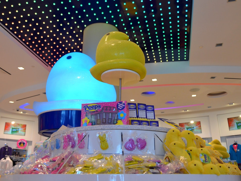 Have Your Peeps Call My Peeps
