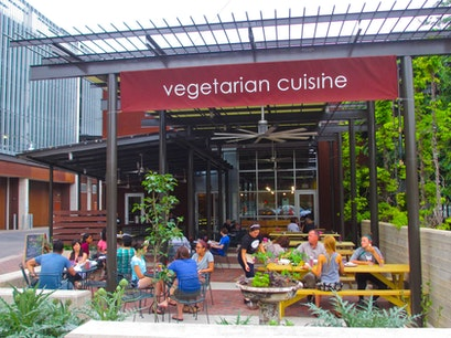 Green Vegetarian Cuisine San Antonio Texas United States