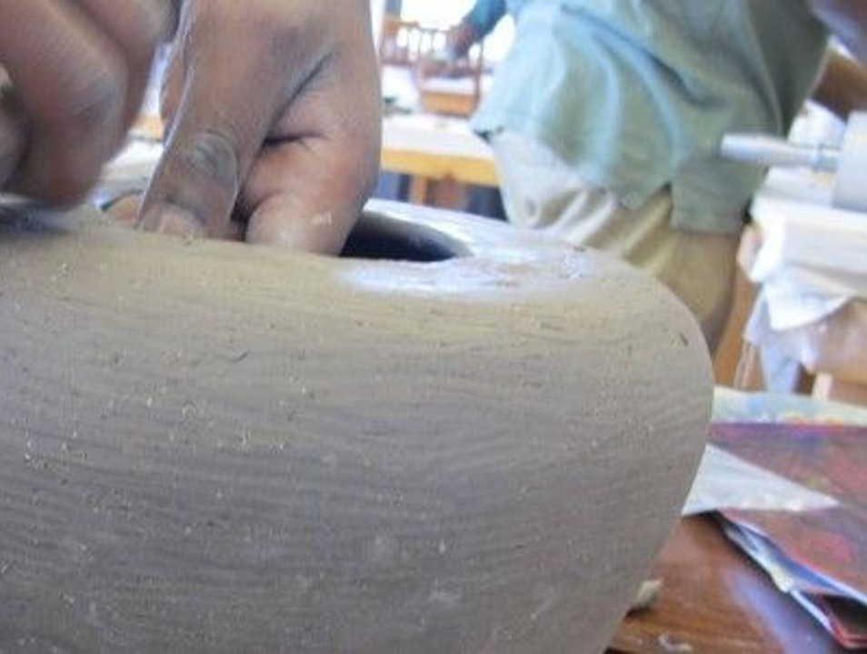 Using Clay To Sculpt A Brighter Future For Vulnerable Children Cape Town  South Africa