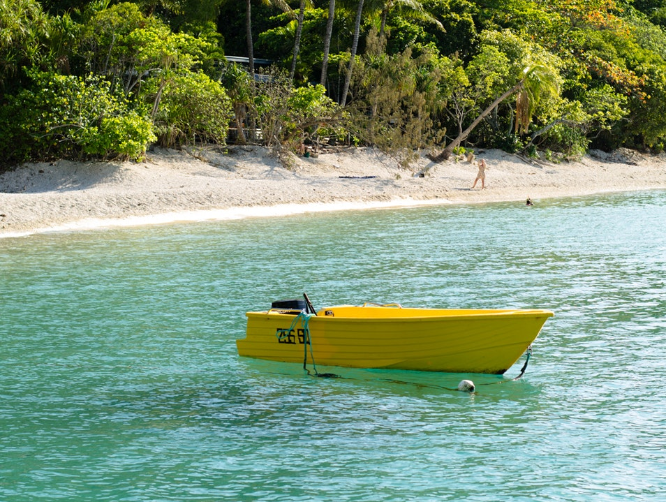 A Day in Paradise Fitzroy Island  Australia