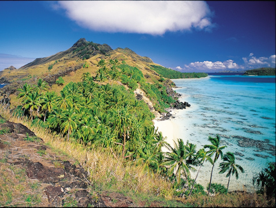 Get Off the Grid in The Gambier Islands Atituiti  French Polynesia
