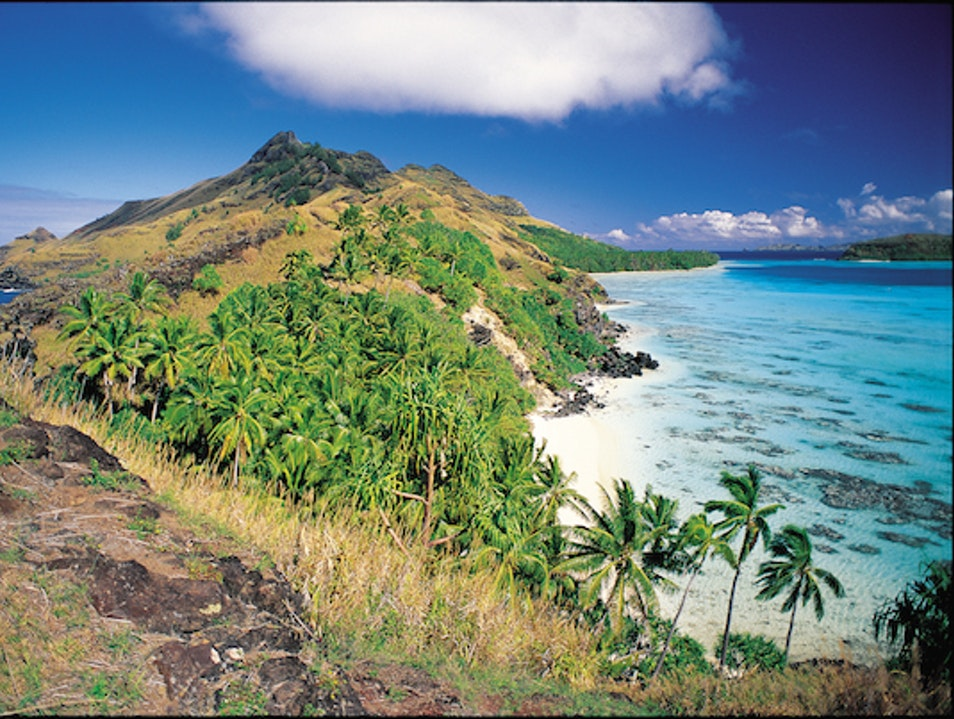 Get Off the Grid in The Gambier Islands