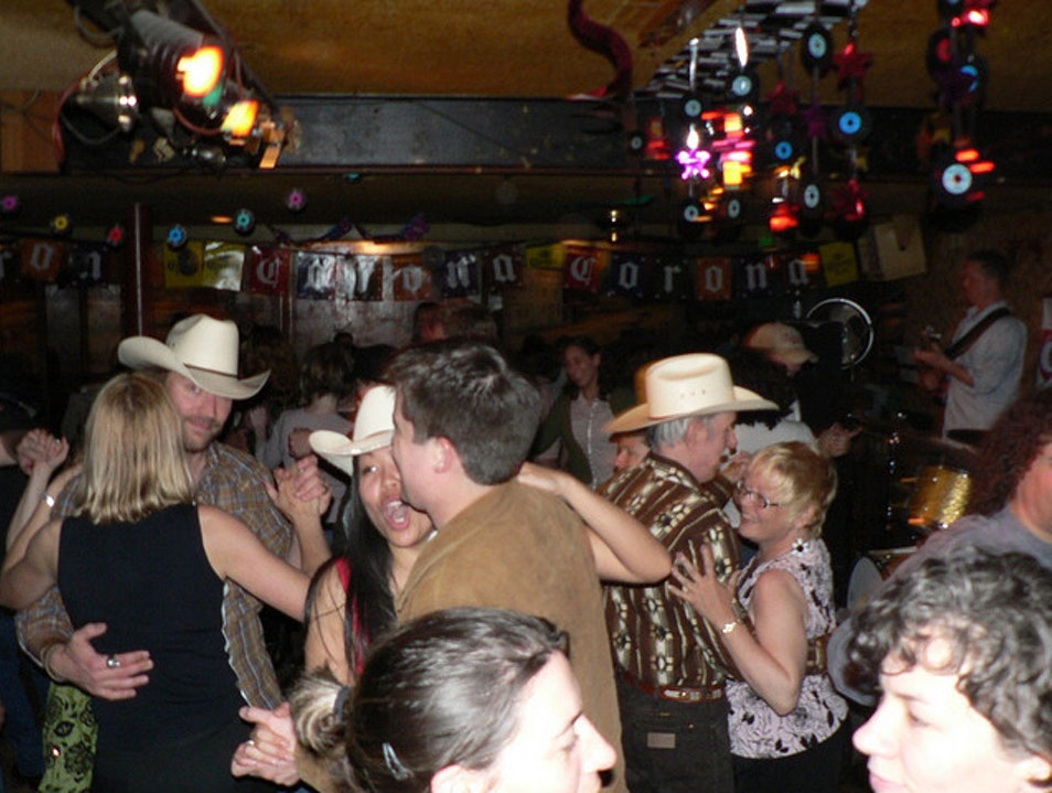 Learn to Line Dance at Grown Folks