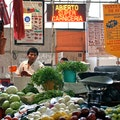 Mercado San Juan  Mexico City  Mexico