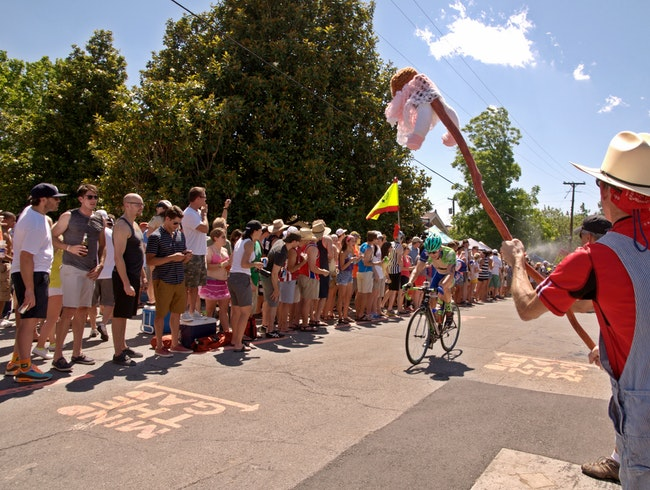 Tulsa Tough 2013 - Cry Baby Hill