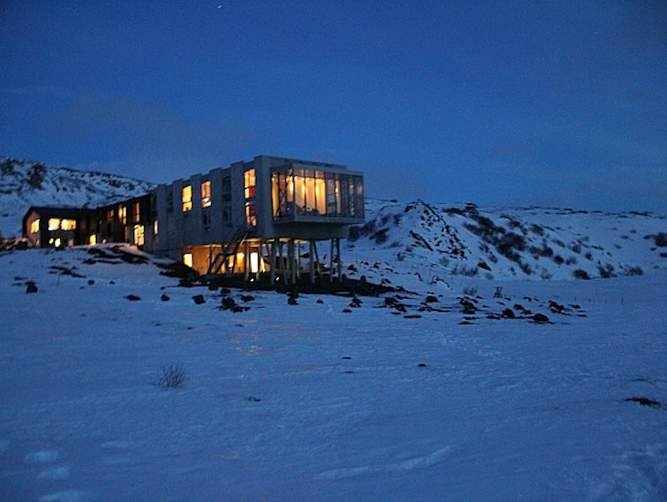 A Hotel in Tune with Nature Southern Region  Iceland