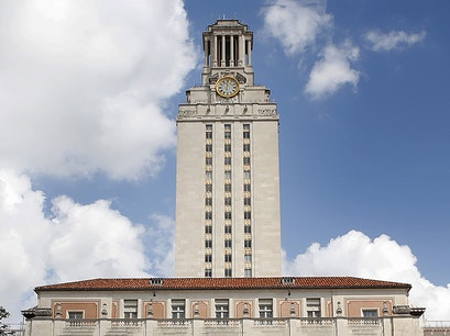 University of Texas Tower Observation Deck Tour Austin Texas United States