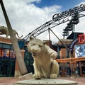 Comerica Park Detroit Michigan United States