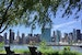 Manhattan's best skyline view—from Queens New York New York United States