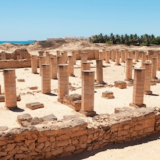 Land of Frankincense Museum and Al-Baleed Archaeological Park