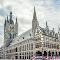 Cloth Hall Ypres  Belgium