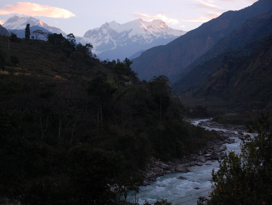 Gear up for the Annapurna Circuit in Pokhara Bhulbhule  Nepal