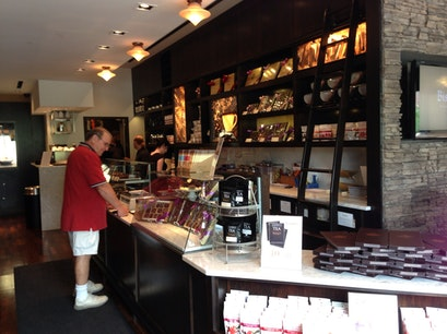 Bissinger's Handcrafted Chocolatier St. Louis Missouri United States