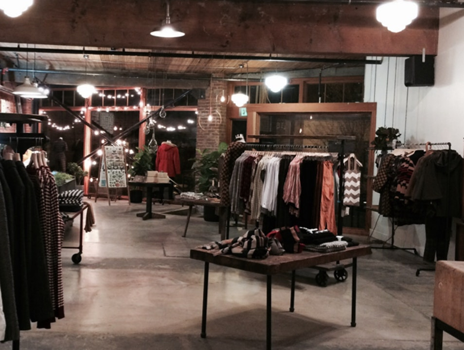Glasswing Boutique Just Opened