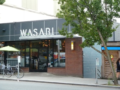 Wasabi Bistro Seattle Washington United States