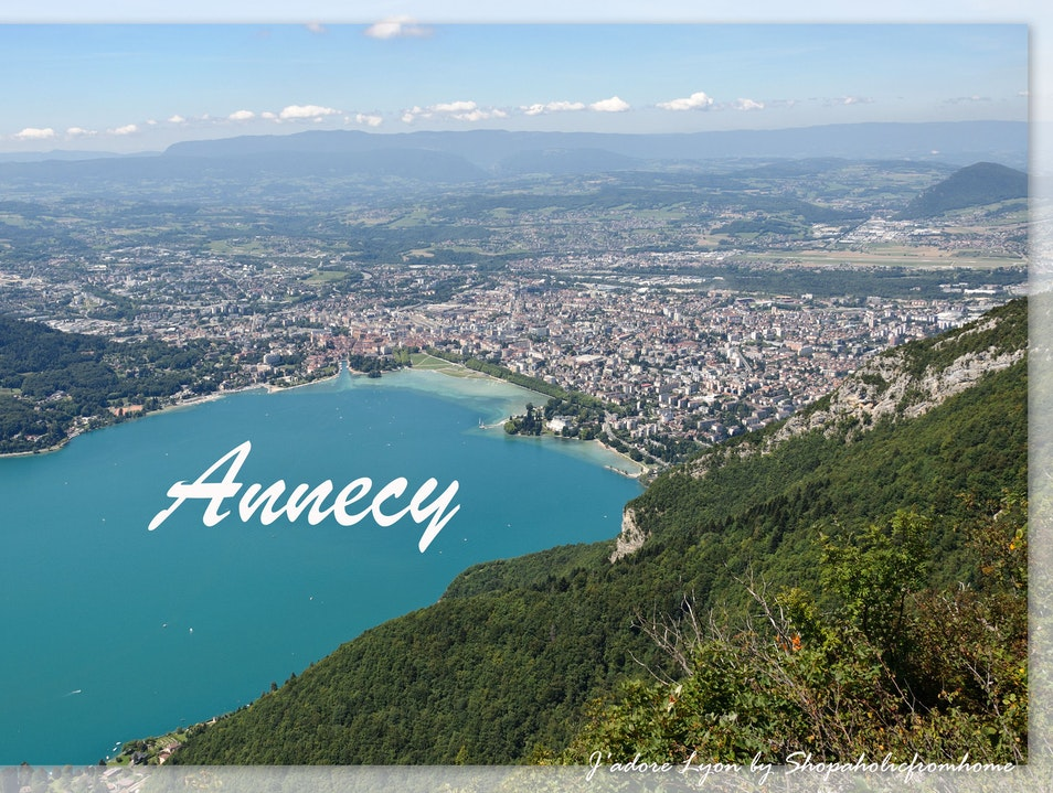 Annecy - definitely need to be visited Veyrier Du Lac  France
