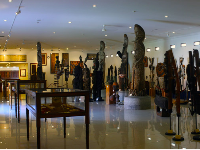 Immerse Yourself in Nusa Dua's Museum Pasifika
