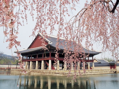 Gyeongbokgung Palace Seoul  South Korea