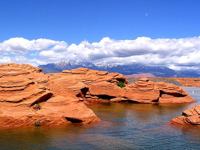 Sand Hollow State Park Hurricane Utah United States